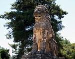 Символичен гроб на един от генералите на Александър Велики